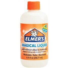 "Активатор для слаймов Elmers ""Magic Liquid"", 258мл"